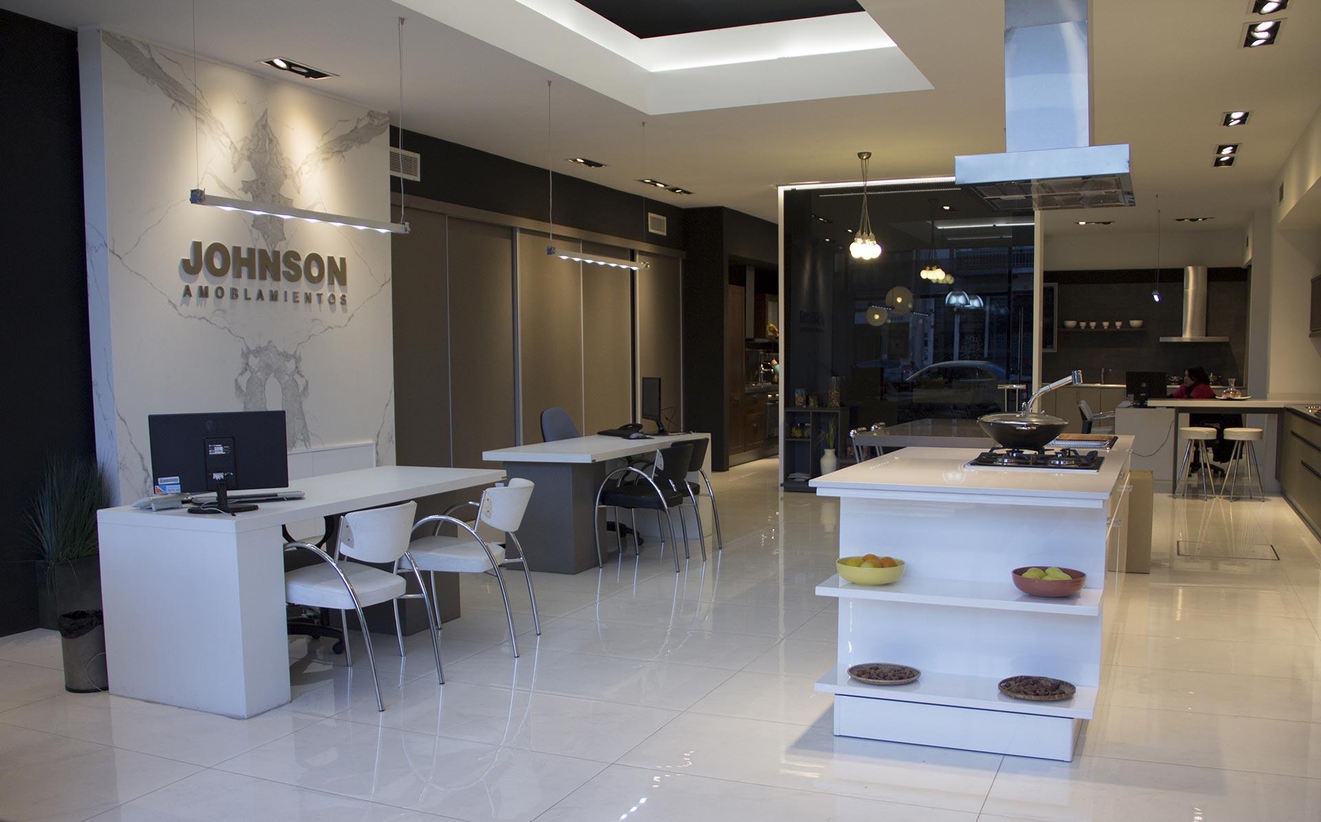 Johnson muebles de cocina