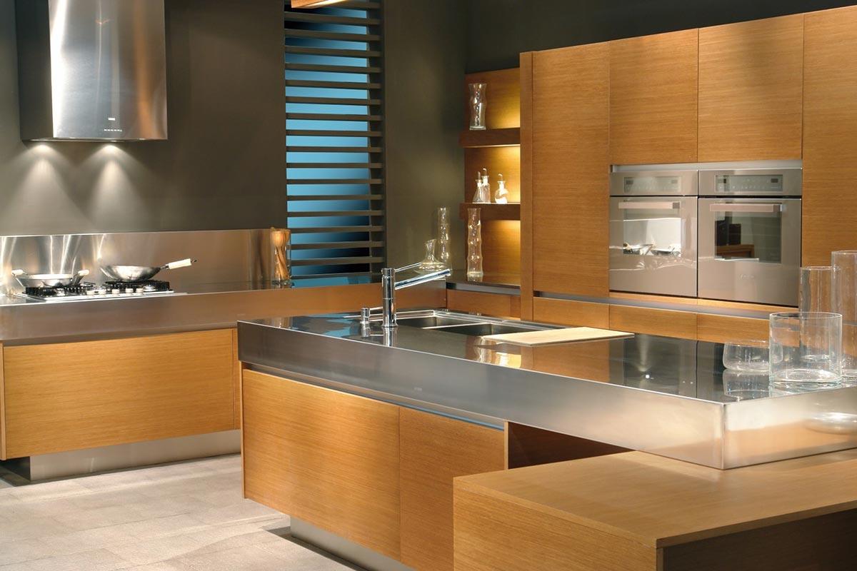 Mueble Foscari de Cocinas Johnson Serie premium Design - Diseño 5 ...