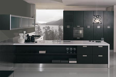 Muebles De Cocina Johnson Acero Serie Premium