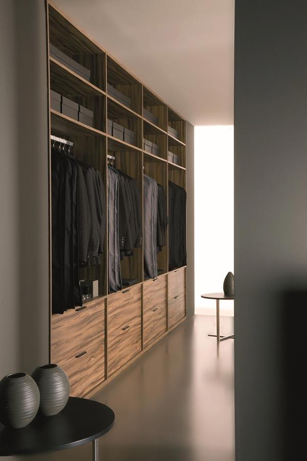 Interiores y vestidores de placards Johnson Serie Elite - Diseño 5 ...